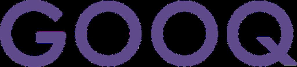 GOOQのブランドロゴ